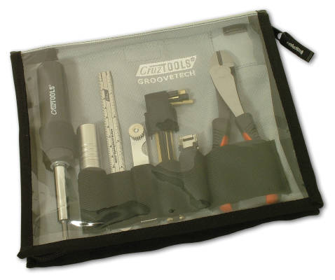 Cruz Tools Bass Player Tech Kit