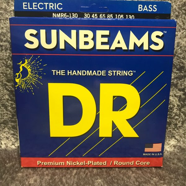 DR Sunbeams NMR6-130 6 string bass