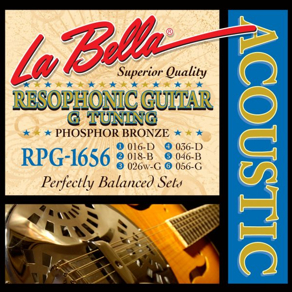 La Bella Resophonic 16-56