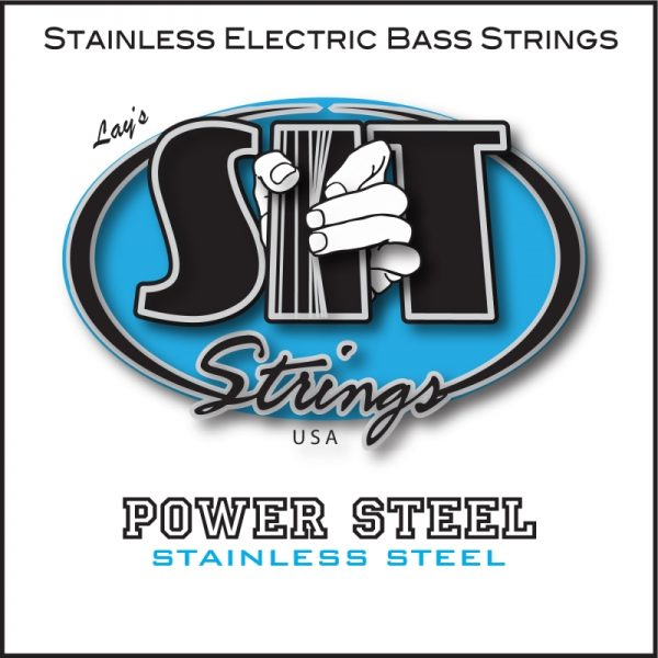 S.I.T. PSR121895L Power Steel 12 string bass