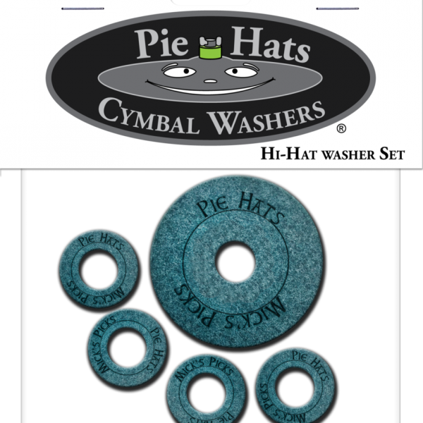 Pie Hat Cymbal Washers (Hi-Hat) 5 pieces
