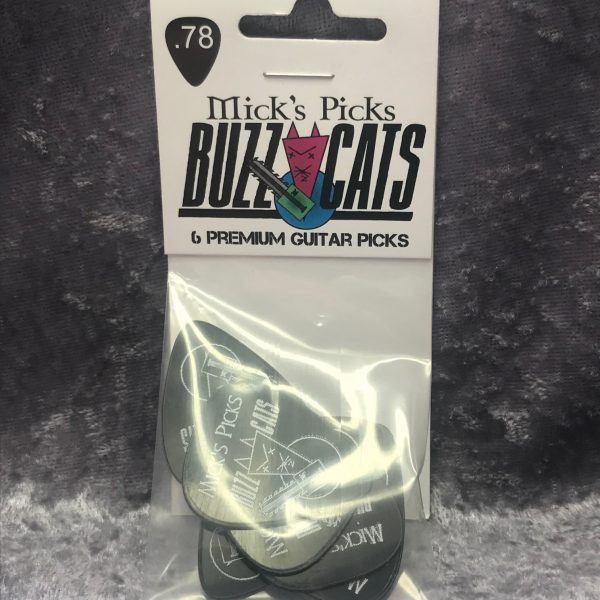 Mick's Picks Buzz Cats .78mm