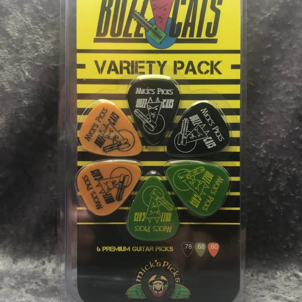 Mick's Picks Buzz Cats Variety Pack
