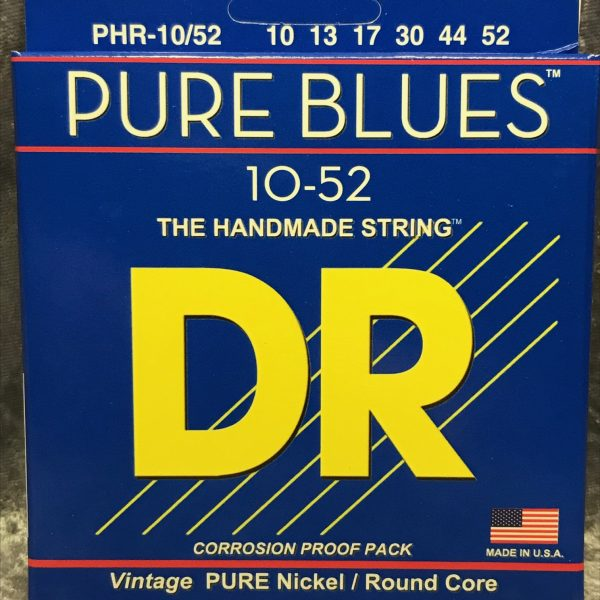 DR Pure Blues PHR-10/52 Pure Nickel