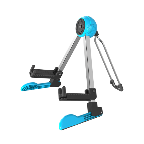 Joyo Guitto GGS-03 Robot Guitar Stand Blue