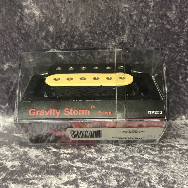 DiMarzio DP253CB Gravity Storm bridge reverse
