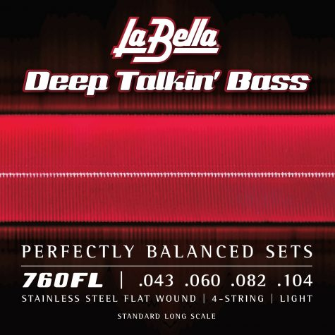 La Bella 760FL Deep Talkin' Bass light