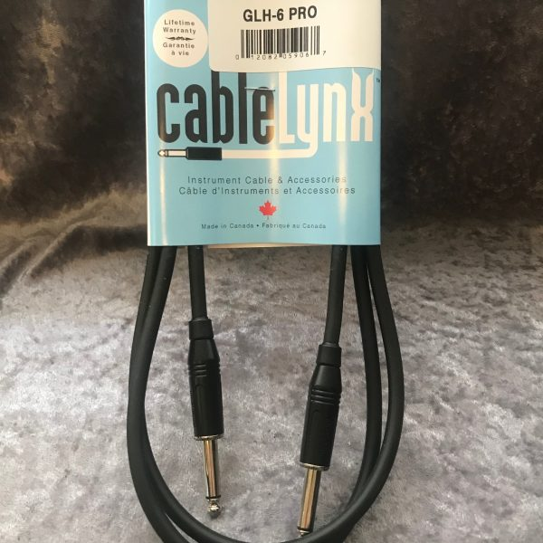 Cable Lynx GLH-6 Pro 6′ instrument cable