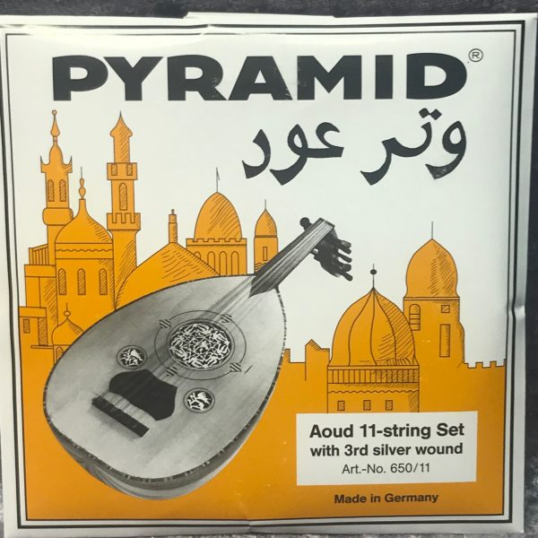 Pyramid Oud Strings set