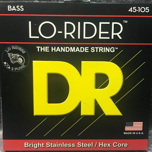 DR Lo-Rider MH-45 Stainless Steel