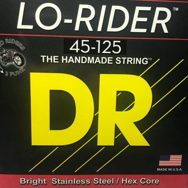 DR Lo-Rider MH5-45 Stainless Steel