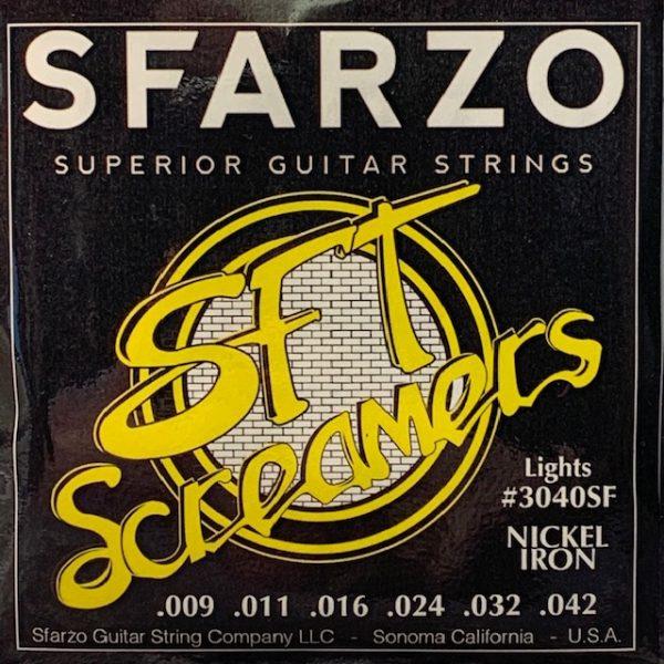 Sfarzo SFT Screamers light .009-.042
