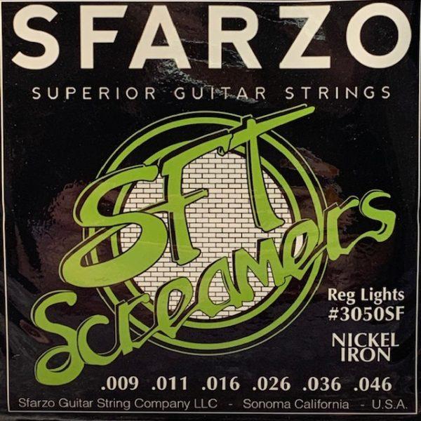 Sfarzo SFT Screamers Regular Light .009-.046