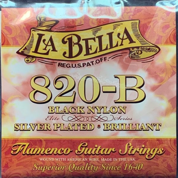 La Bella 820-B Flamenco Elite series