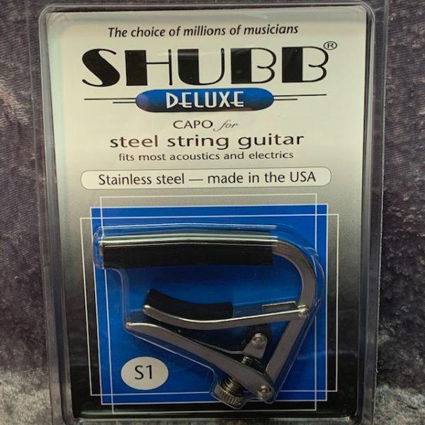 Shubb S1 Deluxe Capo