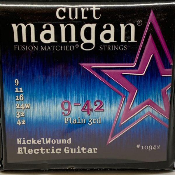 Curt Mangan Nickel Electric 9-42