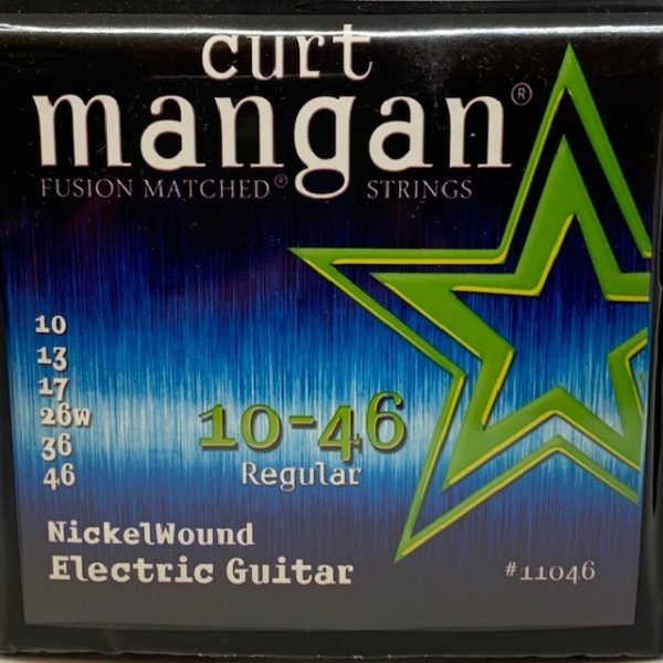 Curt Mangan Nickel Electric 10-46