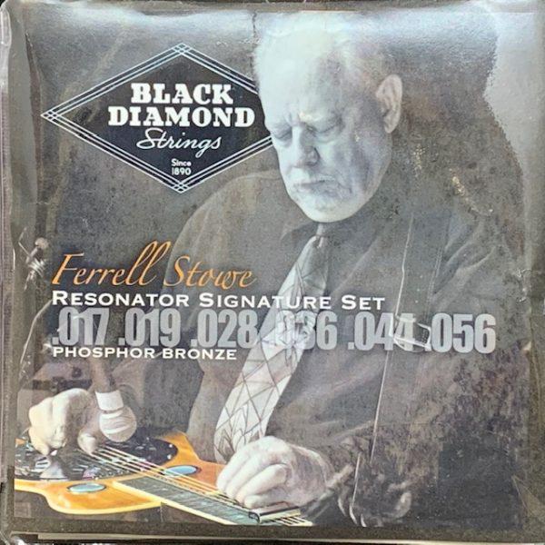 Black Diamond Ferrell Stowe Signature Resonator Strings 17-56