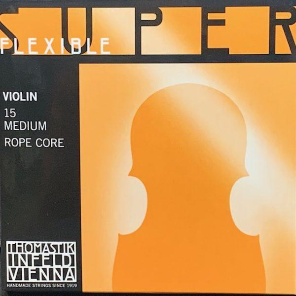 Thomastik-Infeld Super Flexible Violin Set
