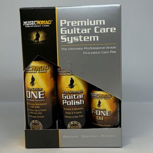 Music Nomad MN108 Premium Guitar Care Kit