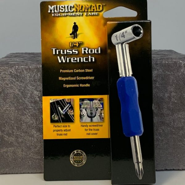 Music Nomad MN231 1/4″ Truss Rod Wrench