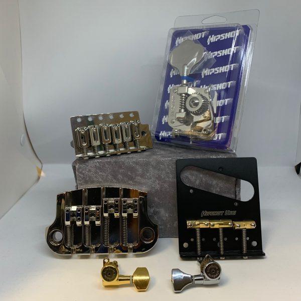 Hardware, Pickups, Parts