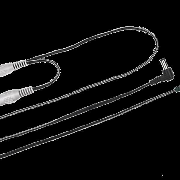 Cioks 4022 Type 4 – Stack Flex Centre Positive 5,5/2,5mm DC plug
