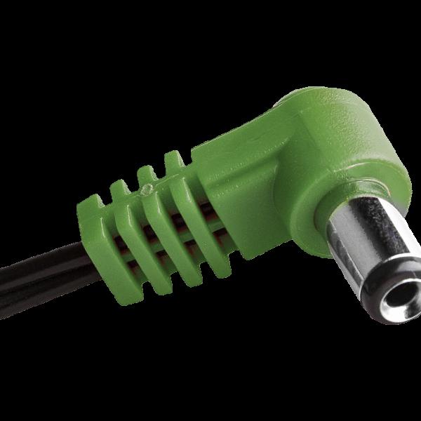 Cioks 4030  Type 4 – Centre Positive 5,5/2,5mm DC plug