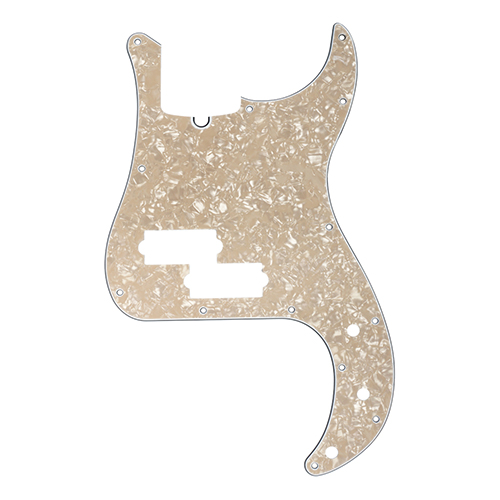 Pickguard for Precision Bass Vintage Pearl