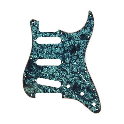 Pickguard for Stratocaster Aqua Pearl