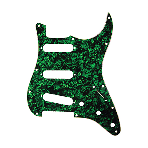 Pickguard for Stratocaster Green Pearl