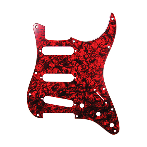 Pickguard for Stratocaster Red Pearl