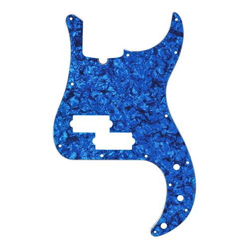 Pickguard for Precision Bass Blue Pearl