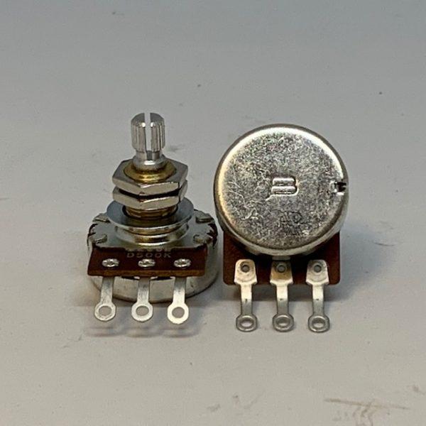Bourns 500k Audio Taper Potentiometer