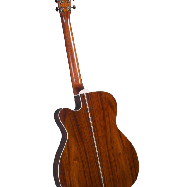 Blueridge BR-63CE Contemporary Series Cutaway Acoustic-Electric 000 Guitar